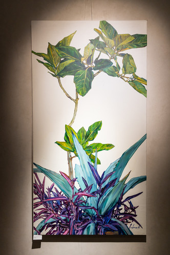 Фото №3 - Выставка работ Константина Федорова в MR Private