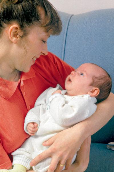 Фото №1 - Как правильно укачивать малыша?