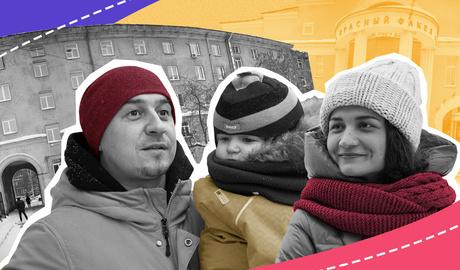 «Роковые яйца»: прогулка по улице Ленина с актером Егором Овечкиным
