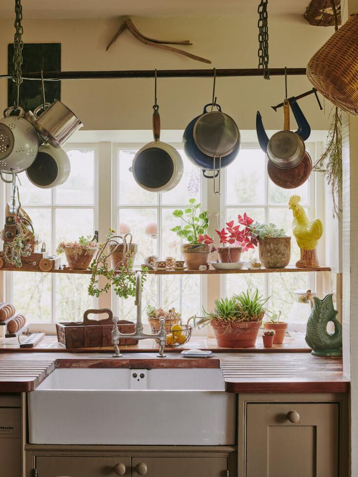 Фото №4 - Дом дизайнера и антиквара в Хэмпшире