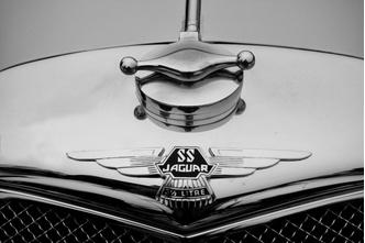 Фото №5 - Раньше автомобили Jaguar назывались по-другому. Имя SS изменили сразу после войны