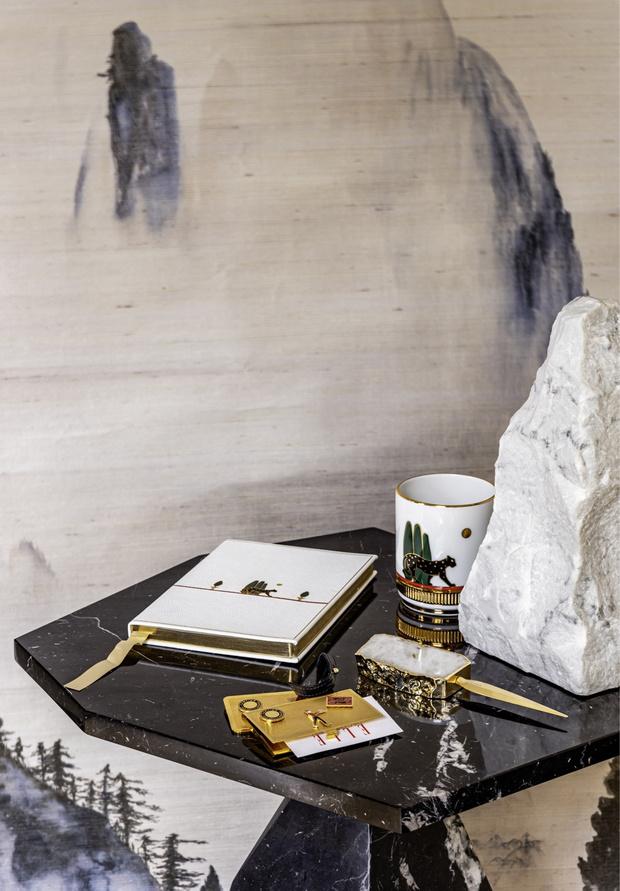 Фото №1 - Объекты желания: линия аксессуаров Objects от Cartier