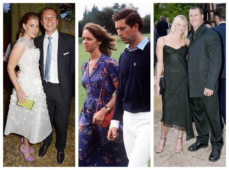 Фото №1 - Первая любовь: 12 фото королевских особ с их бывшими возлюбленными