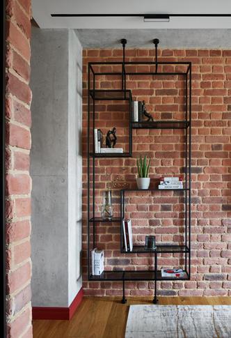 Фото №9 - Уютная квартира в стиле лофт в Калининграде