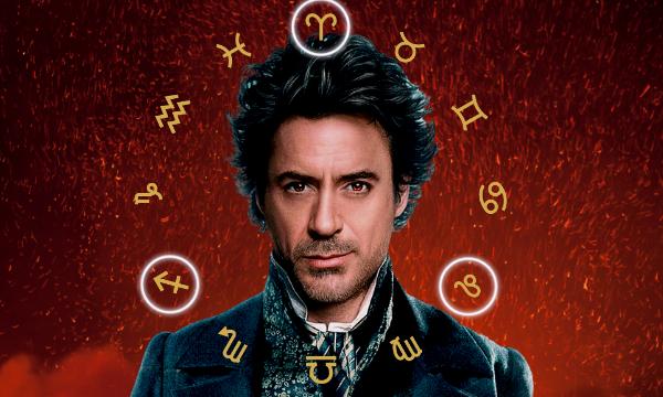 Фото №2 - Какой ты Шерлок по знаку зодиака? ✨