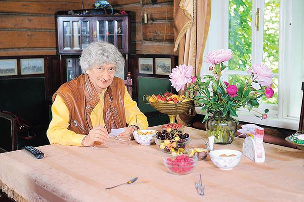 Фото №4 - Вдова Шаинского: «Последнее, что я сказала мужу, – как мы все его любим»