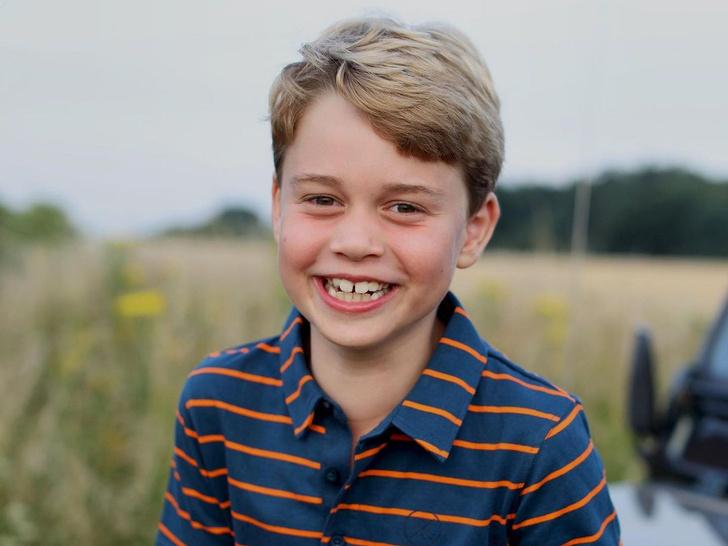 Фото №1 - Принц Джордж Кембриджский: восьмой год в фотографиях