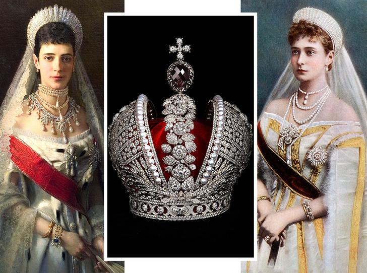 Фото №1 - Любимые ювелиры Романовых: самые роскошные украшения императорской семьи от Дома Болин