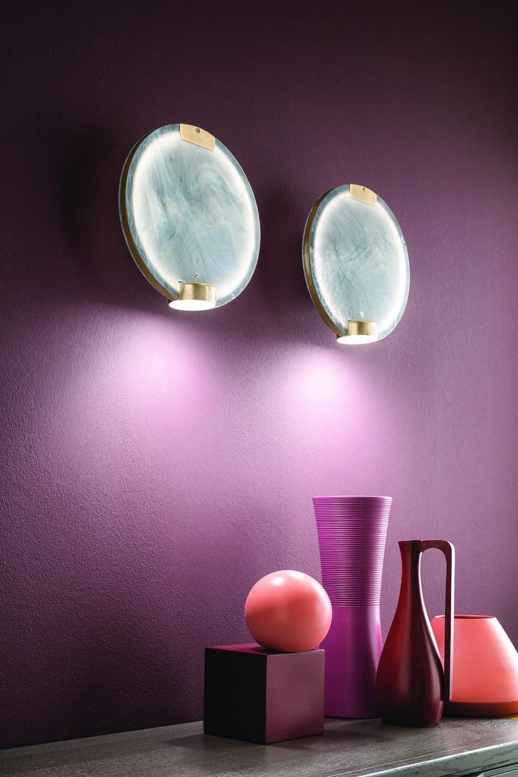 Фото №5 - Обновленный светильник Horo от Masiero