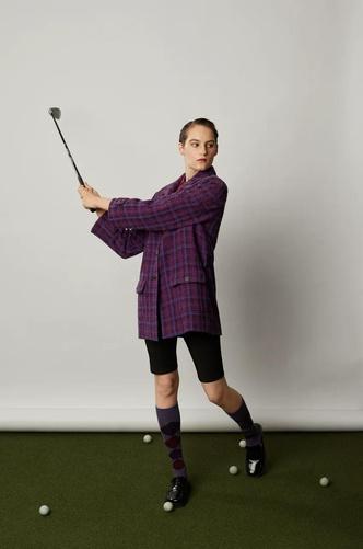 Фото №12 - Богги и броги: играйте в гольф и носите винтаж на майских праздниках