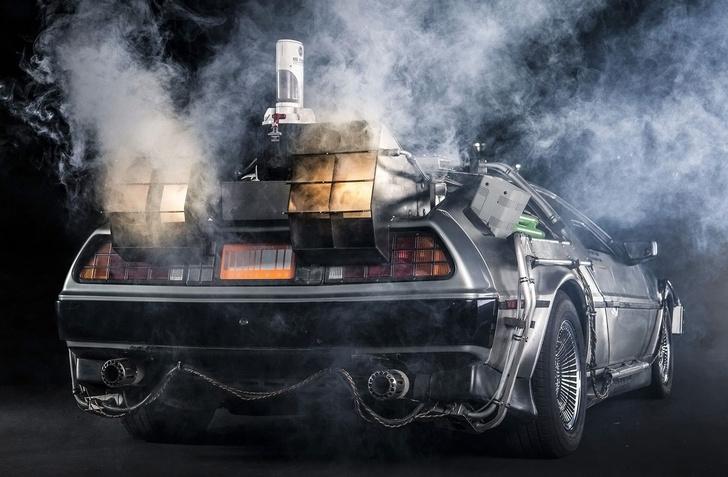 Фото №5 - 11 увлекательных фактов о самой лучшей машине времени