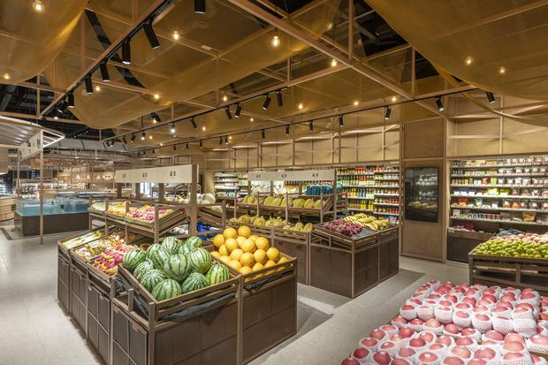 Фото №5 - В лучших традициях: супермаркет в Шанхае
