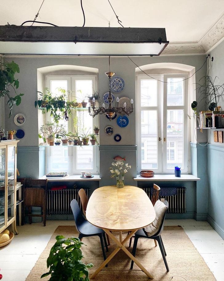 Фото №6 - Квартира польских флористов в Познани