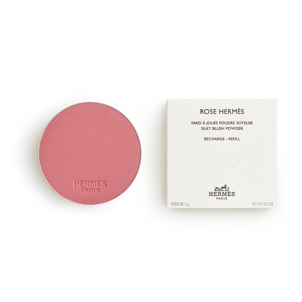 Фото №7 - Как выглядит совершенство в розовом цвете: коллекция косметики Rose Hermès