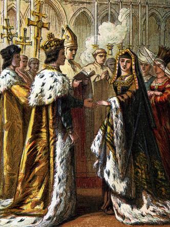 Фото №5 - От Анны Болейн до принца Филиппа: королевские супруги, изменившие историю