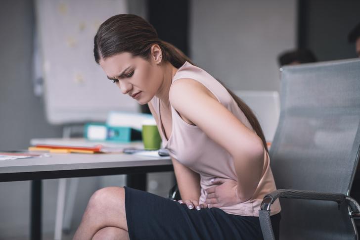 Боль в животе может сигнализировать о раке яичников
