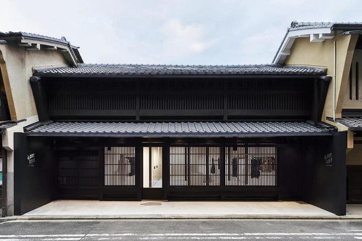 Фото №1 - Новый бутик Issey Miyake в Киото по проекту Токудзина Йосиоки