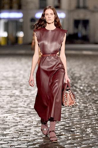 Неделя моды в Париже: Chloé осень-зима 2021/22