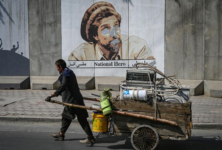 Фото №7 - Что за месяц сделали талибы с Афганистаном (красноречивые фото)