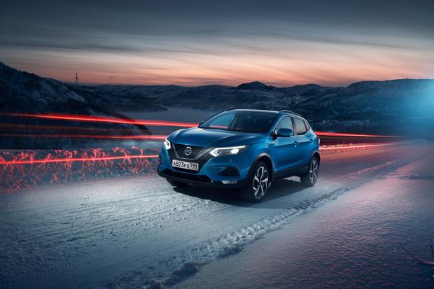 Фото №3 - Nissan X-Trail— твое собственное северное сияние