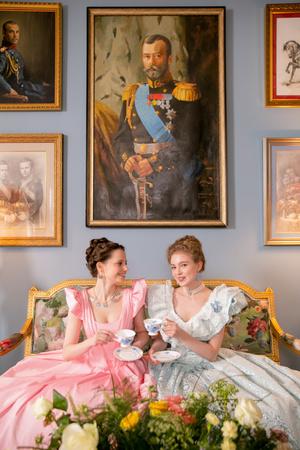Фото №4 - Пасхальная коллекция Axenoff Jewellery как ода самым трогательным русским традициям