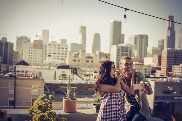 Фото №6 - Как подписать селфи с парнем: подборка самых романтичных цитат