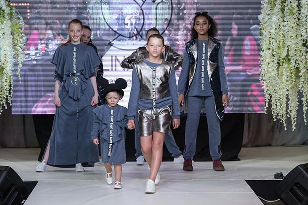 Фото №1 - Итоги всероссийского детского модельного фестиваля TOP KIDS FACES