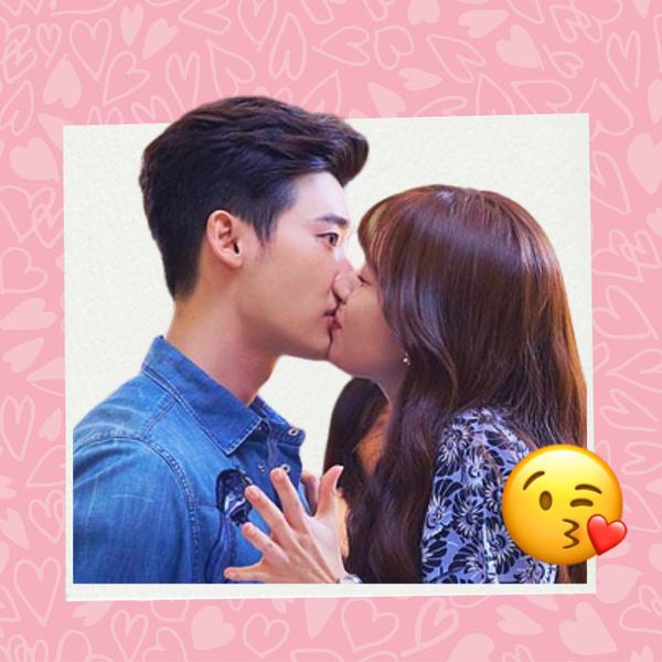Фото №1 - Куда целовать: инструкция в картинках 😘