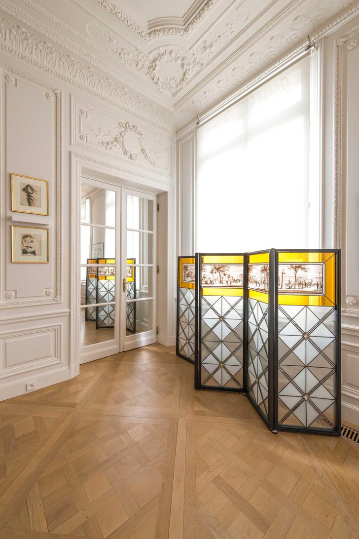Фото №5 - Парижский офис Жозефа Карама