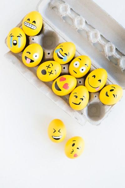 Фото №5 - Как прикольно покрасить яйца на Пасху: 15 креативных идей 🥚 🐇