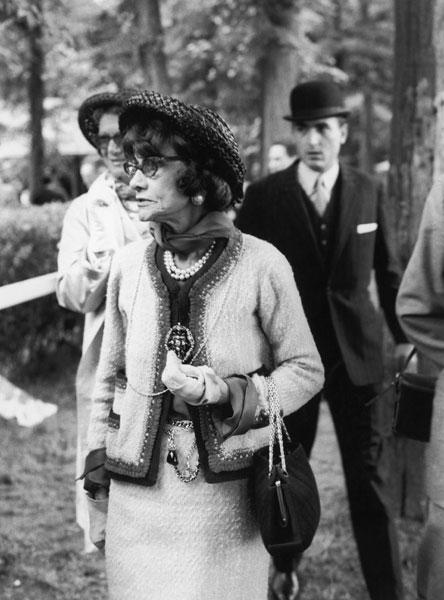 Коко Шанель, 1964 год