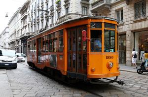 Трамвай приснился во сне