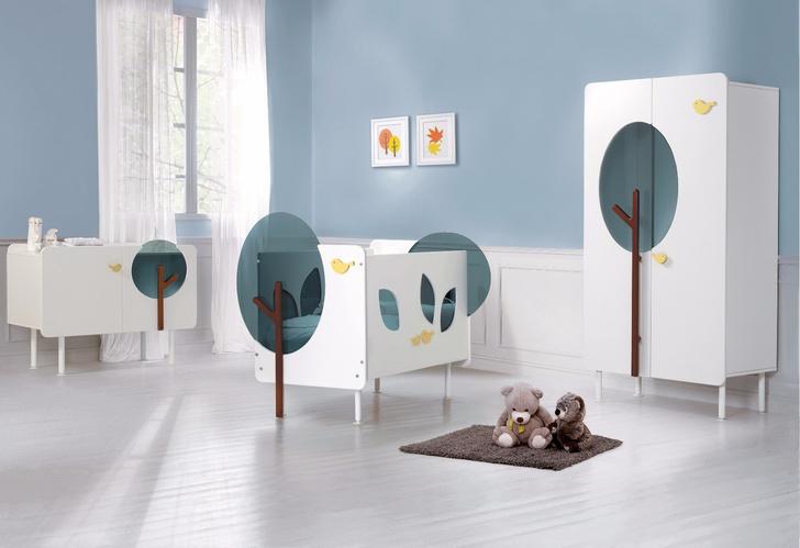 Фото №1 - Сказочная мебель