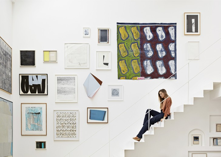 Фото №1 - Среда обитания: квартира галеристки Амели дю Шарлар в Париже