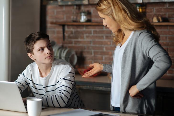 наладить отношения с подростком