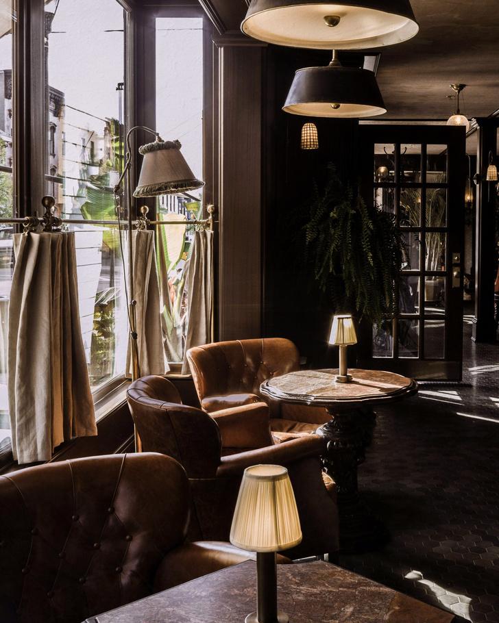 Фото №9 - Эклектичный бутик-отель The Maker в Хадсоне