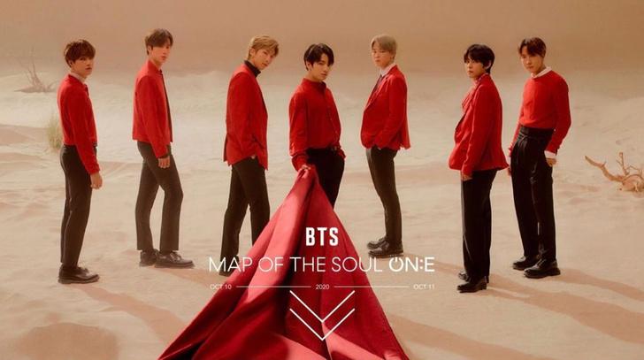 Фото №3 - BTS проведут первый онлайн-концерт в этом году!