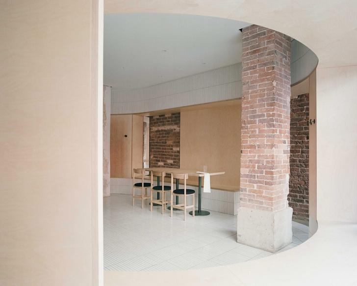 Фото №3 - Парижский ресторан по дизайну Neri & Hu