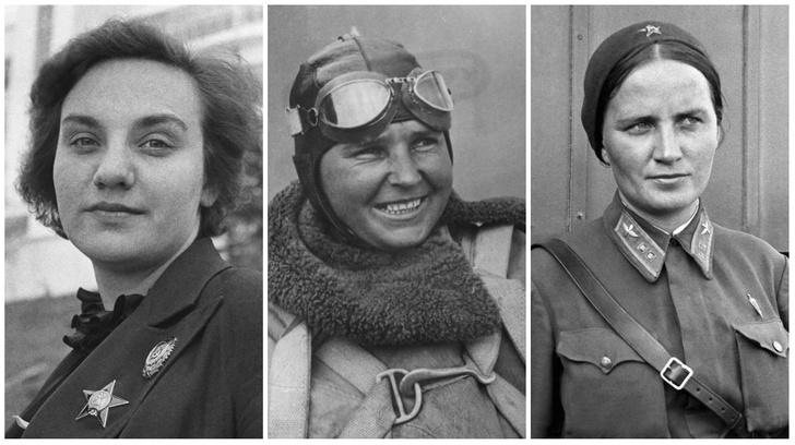 Фото №2 - Как первые советские авиарекордсменки 10 дней выживали в тайге