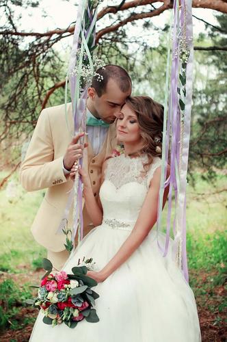 Фото №35 - Your Wedding AWARDS 2015: голосуй за самую красивую невесту!