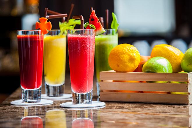 Продукты, которые укорачивают жизнь: Свежевыжатый фруктовый сок