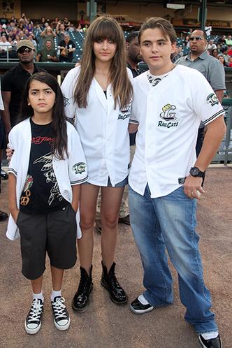 Майкл Джексон, дети, фото