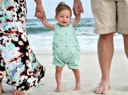Фото №2 - Для здоровья и веселья малыша: укрепляем суставы и мышцы ног — играючи!