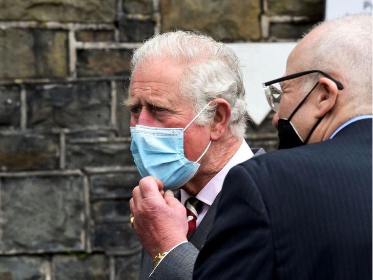 Фото №3 - Удар в спину: как Чарльз отреагировал на новые обвинения от Гарри