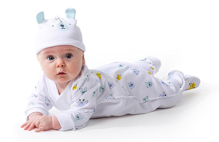 Фото №1 - Идеальный подарок для младенца от Pampers