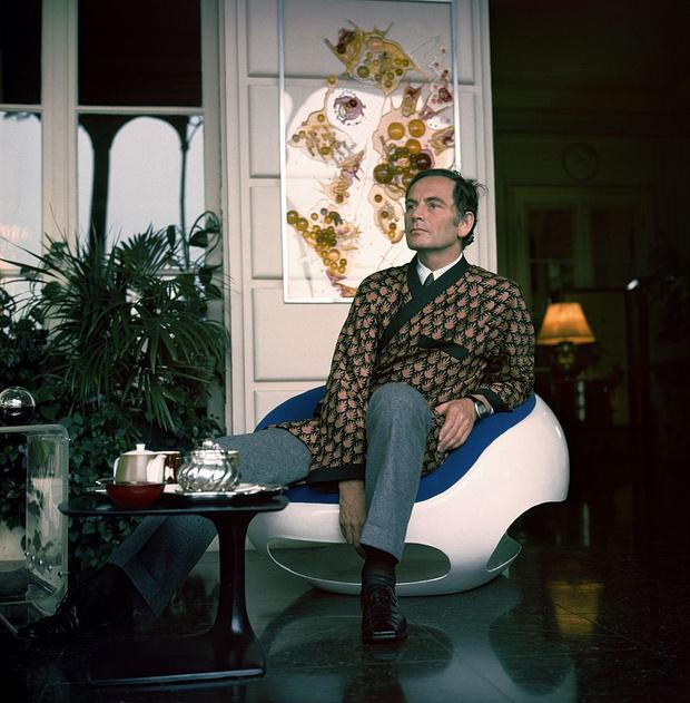 Фото №1 - Как жил Пьер Карден: все дома легендарного кутюрье