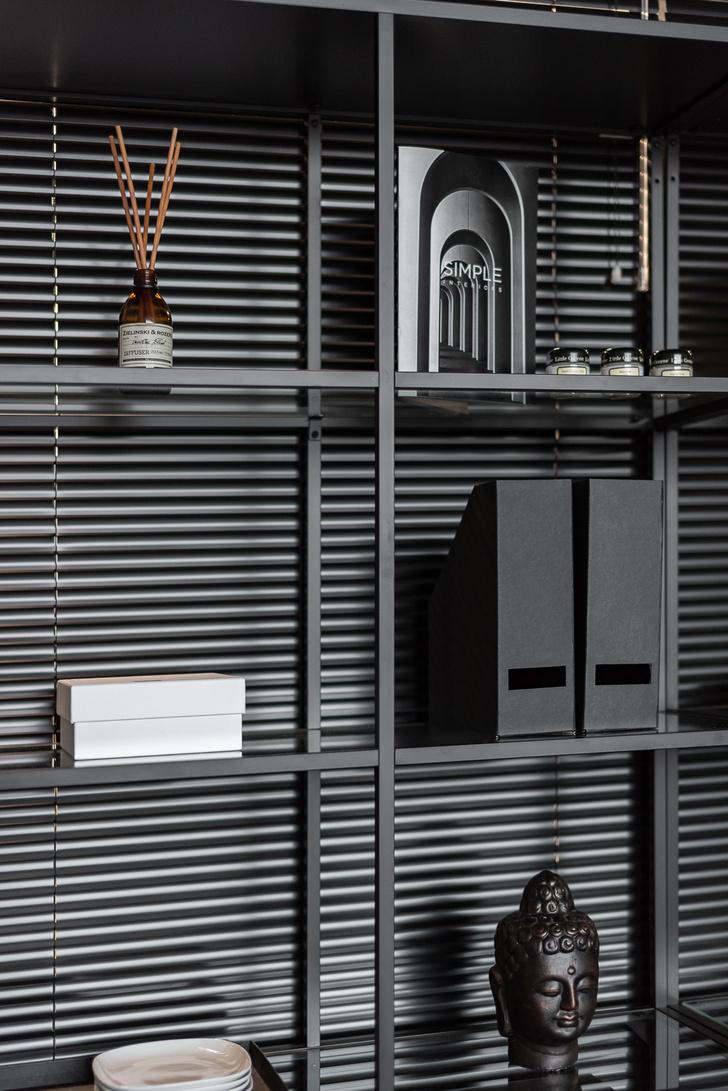 Фото №6 - Монохромный офис дизайн-бюро Simple interiors