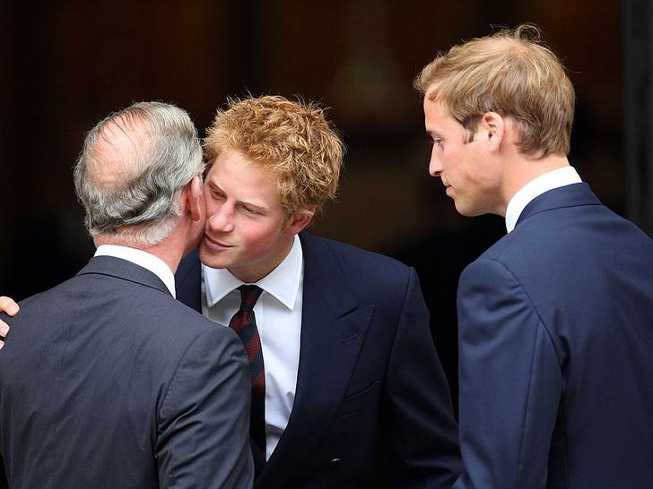 Фото №9 - Счастливые годы: самые трогательные фото принца Чарльза с сыновьями
