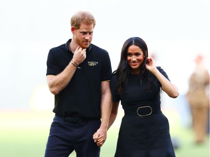 Фото №3 - «От чего он собрался отдыхать?»: в сети обсуждают странное заявление принца Гарри