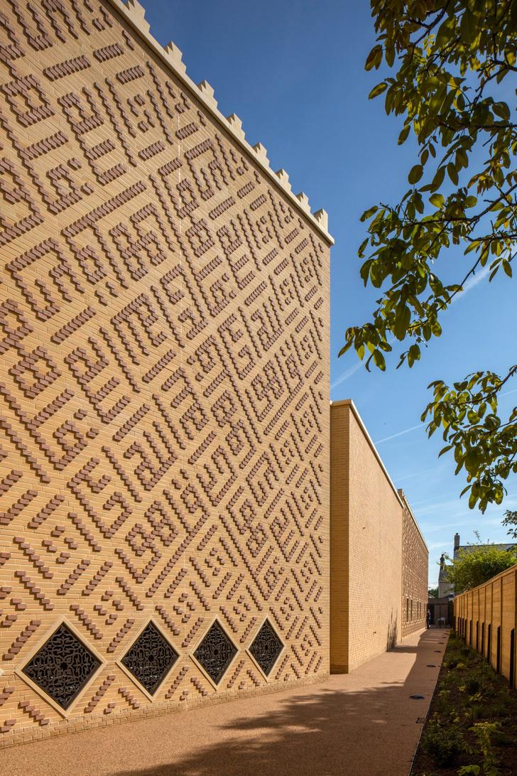Фото №5 - Современная мечеть в Кембридже
